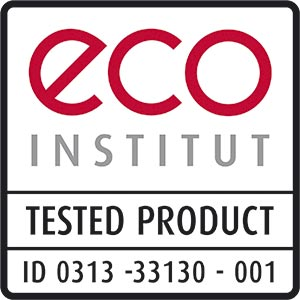 Eco Label Institut – Tested Product