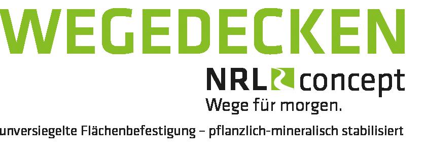 Stabilisierte Wegedecken – NRL Concept – zum Produktportfolio