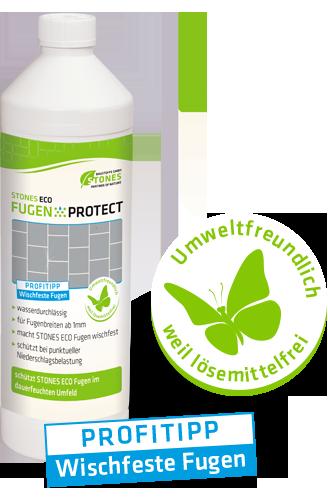 Stones Eco Fugenprotect Fugensand Versiegelung